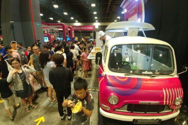 Foodvan Singapore