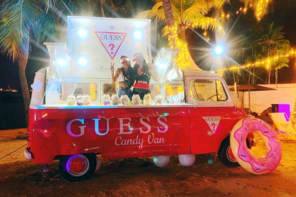 BMC Guess Candy Van