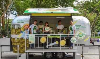 Events Caravan_Grab Durian (2)