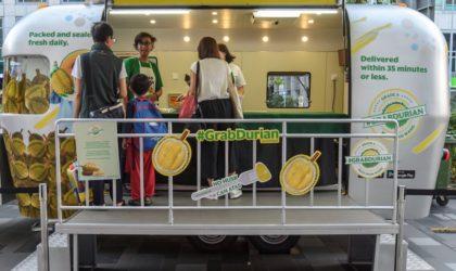 Events Caravan_Grab Durian (5)