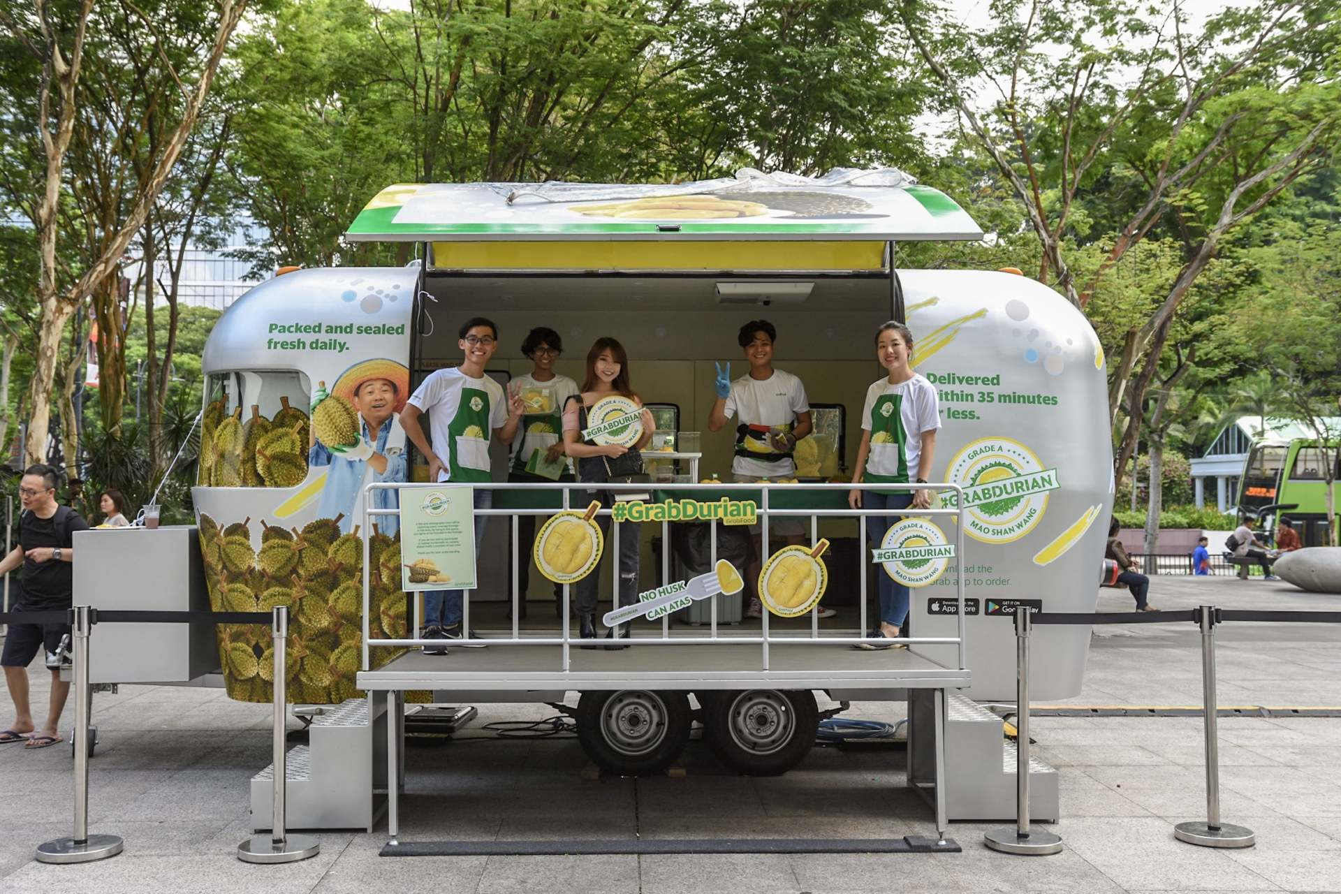 Events Airstream Caravan