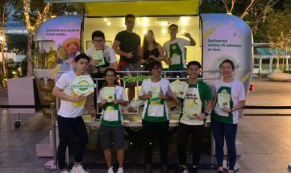 GRAB Durian _Events Caravan