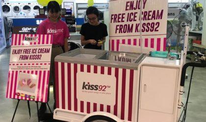 ice cream trike singapore