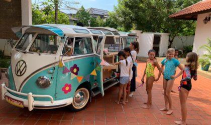 VW ice cream van