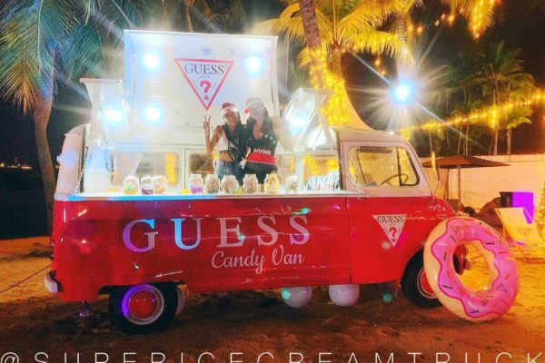 Guess CandyVan