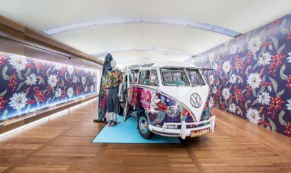 Louis Vuitton Singapore Kombi Display