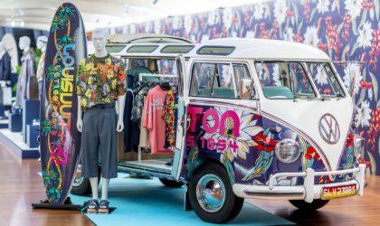 VW Kombi Louis Vuitton
