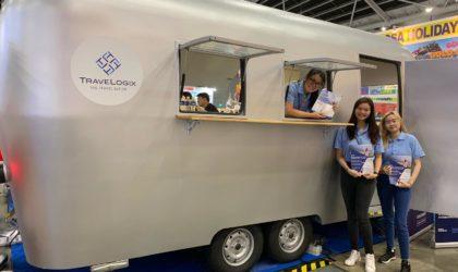 mobile airstream caravan