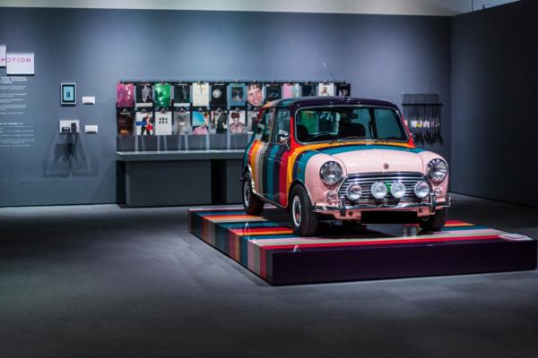 Paul Smith Classic Mini Display in Japan