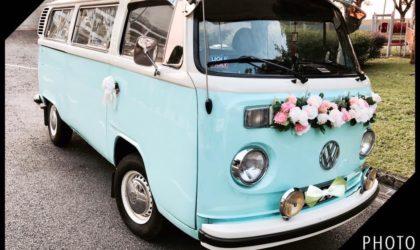 VW wedding van singapore