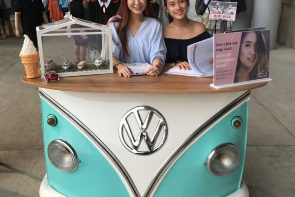 VW Van Countertop