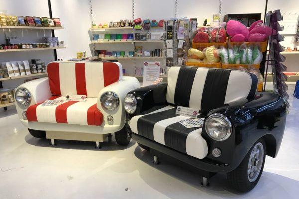 Classic Mini Sofa