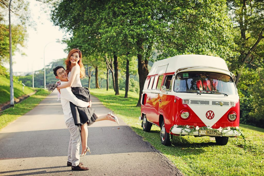 Vw Kombi Rental Singapore