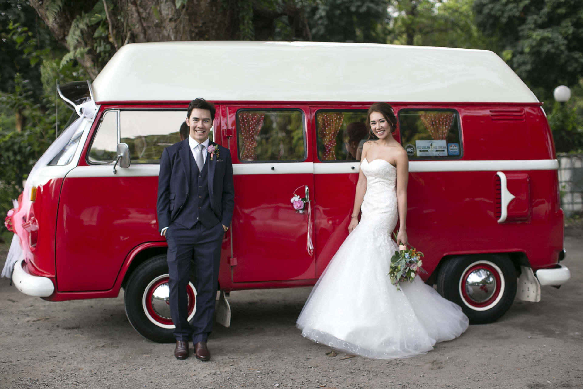 wedding kombi singapore